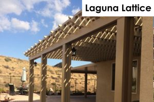 Laguna Lattice Alumawood